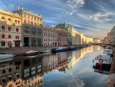 Экскурсии и гиды - Санкт-Петербург