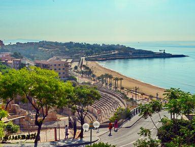 Экскурсии и гиды - Таррагона