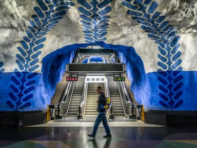 Экскурсии и гиды - Стокгольм