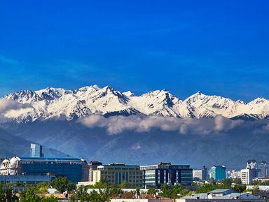 Заилийский Алатау— открыть красоту гор Казахстана