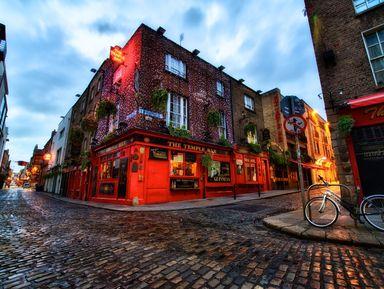 Экскурсии и гиды - Дублин