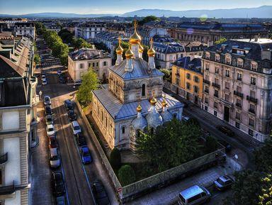 Экскурсии и гиды - Женева