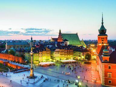 Экскурсии и гиды - Варшава