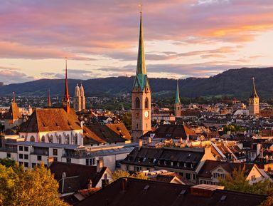 Экскурсии и гиды - Цюрих